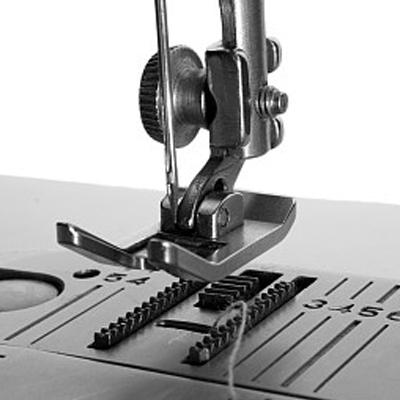 Den uutviklede merkevaren utviklingen av symaskinindustrien