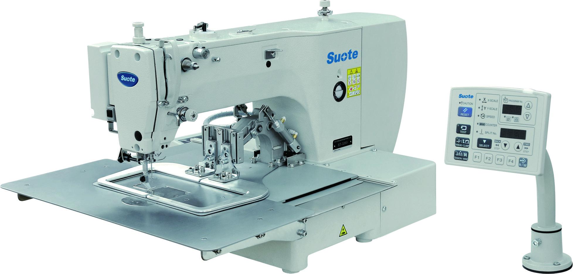 Hvordan velge en industriell symaskin