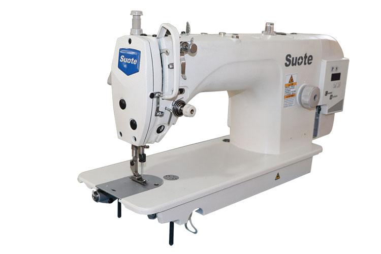 Hva er typen industriell symaskin